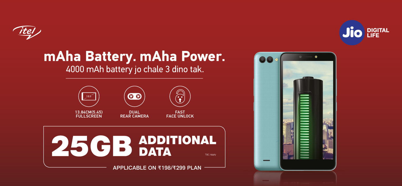 Itel A44 Pro offer