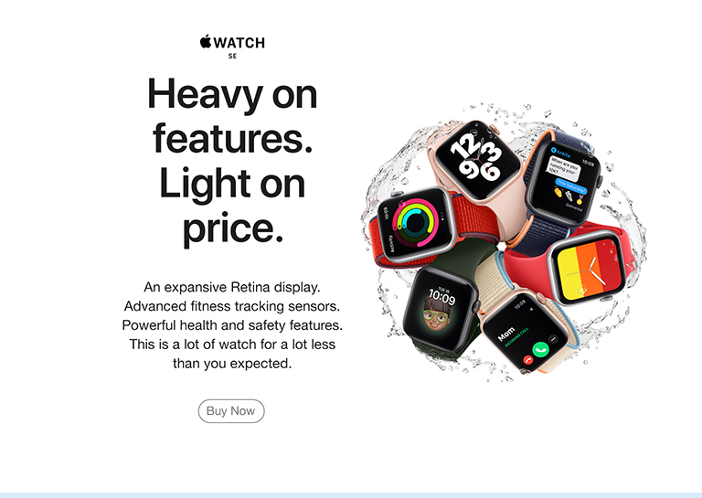 Apple Watch-SE Series