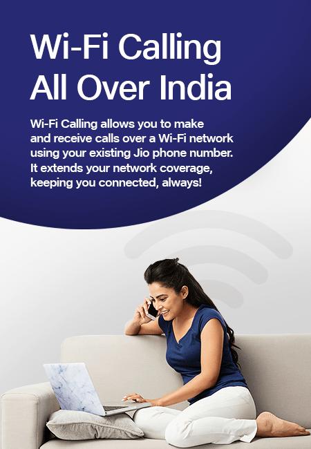 Wifi Calling Jio Voice Over Wi Fi Calling In India