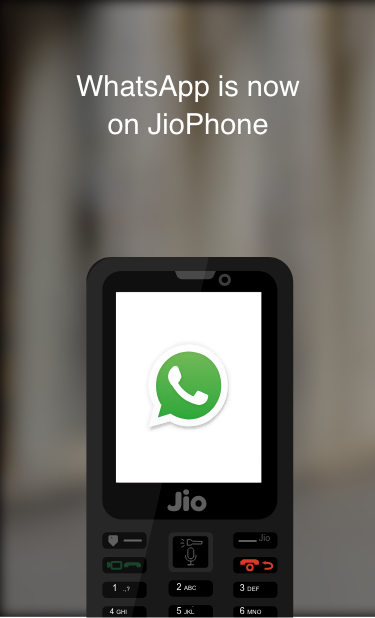 whatsapp apps free download for jio phone