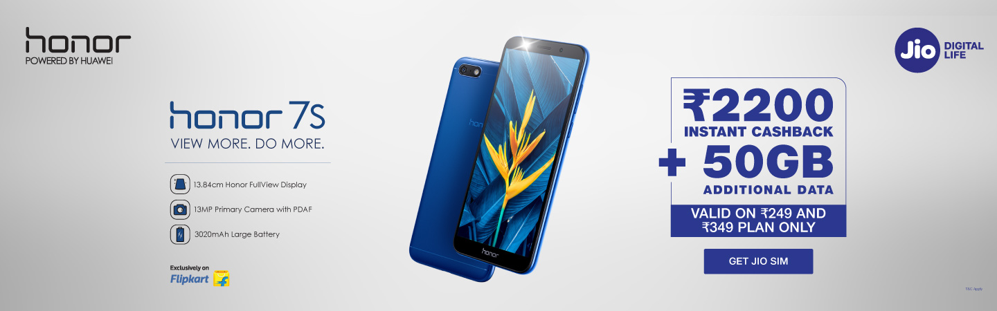 Buy Honor 7S
