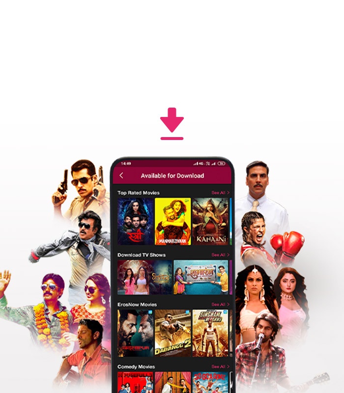 Jio On Demand App - HD Movies