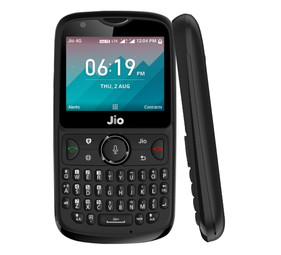 Image result for jio phone image