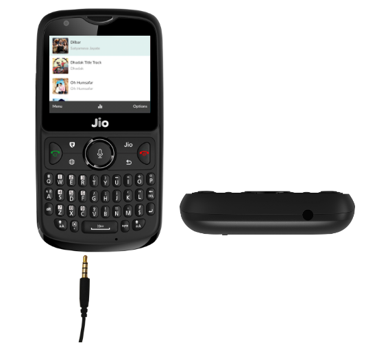 timeless design 17da1 51973 Jio Phone 2 - Buy 4G Feature Phone Online at Best Price in India