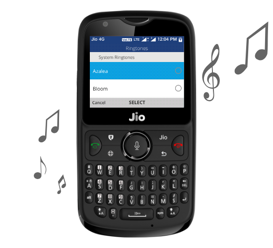 timeless design 98d7c 90033 Jio Phone 2 - Buy 4G Feature Phone Online at Best Price in India