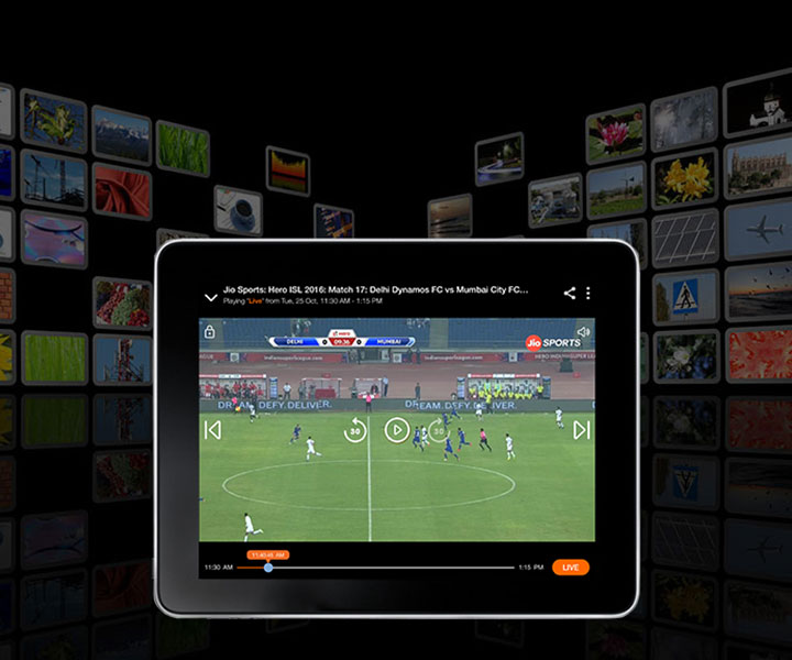 Live Cricket and TV Channels - JioTV