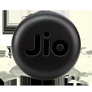 Buy Jiofi JMR1040 (Black) Hotspot Router Online at ₹999 - Jio