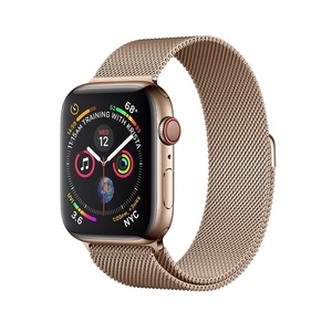 Apple WatchS4 44mm GD SS Cs G MLN LP/Cel