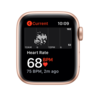 Apple Watch SE GPS 40mm GLD AL PS Sp Bd