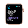 Apple Watch S6 GPS 44mm GLD AL PS Sp Bd