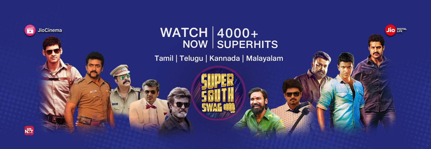 Watch 4000+ Superhits Now On JioCinema