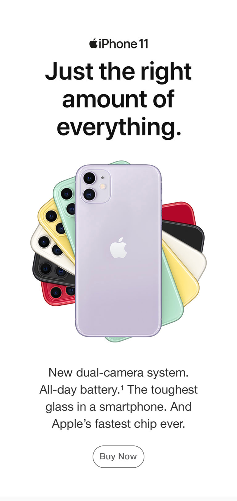 iPhone 11 Buy Now
